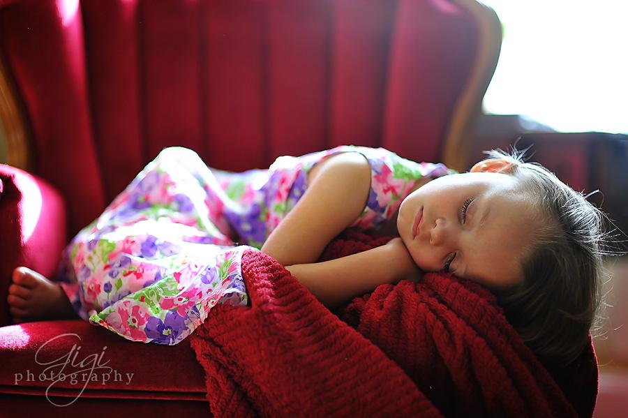 sleepinglacey